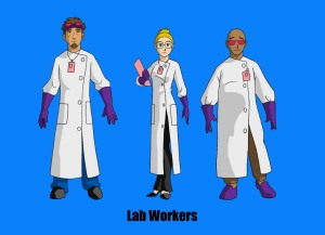 labworkers