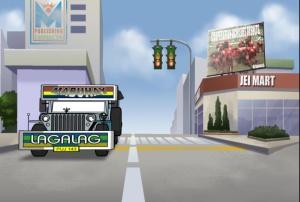 Ep1 3D Jeepney