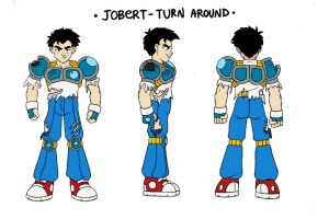 jobert in armor teaser