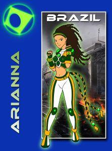 Arianna - Brazil