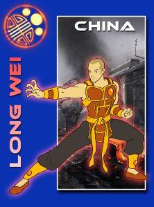 Long Wei - China