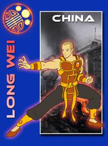 Long Wei - China