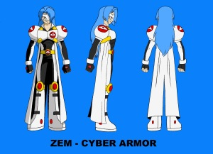 zem in cyber armor