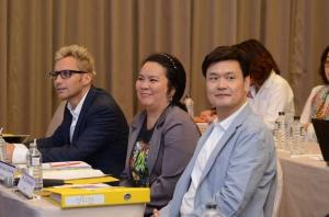 Stephen jenner, Grace & Lak Taechawanchai
