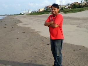 023 Joel Orcena in Bagasbas Beach Daet