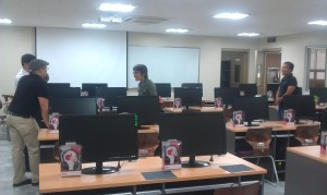 Game programming room_HRD center Taguig