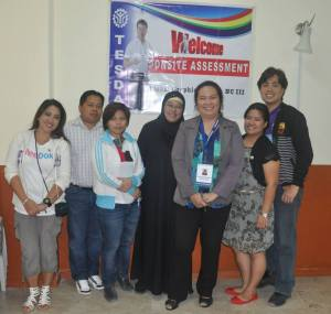 Grace with VGD candidates