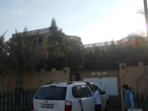 POLO OFFICE bldg in Dubai