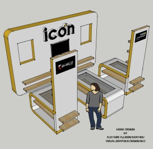 Kiosk Design 1 by Als