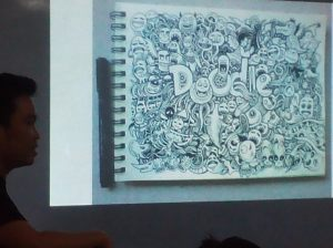 Kerby's Doodle Art