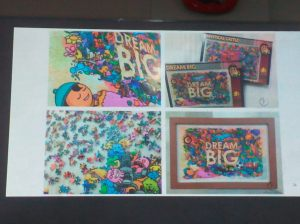 Kerby's work - 100 pc Jigsaw Puzzle 2