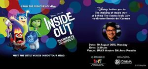 Inside Out the making