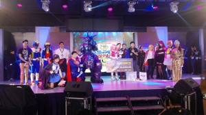 cosplay grp stage