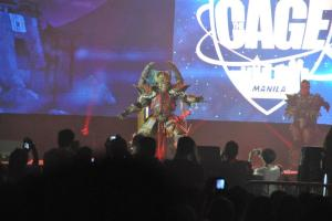 Sept 19 The Cage Cosplay Competition 2