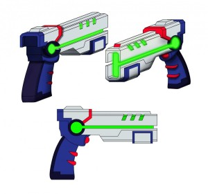 Jobert Gun color fix