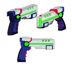 Jobert Gun color fix