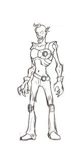Mid Boss Master Zombie