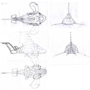 Ortographic Drawing - Carlo