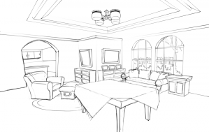 BG SKETCH sample