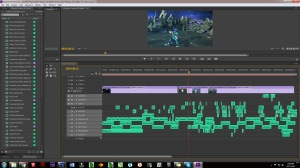 B. Sound Editing